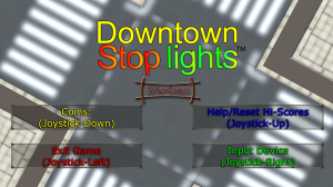 Downtown Stoplights