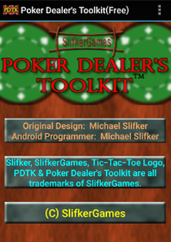 Poker Dealer's Toolkit PDTK (Picture 1)