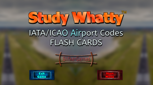 Study Whatty: IATA-ICAO (Picture 1)